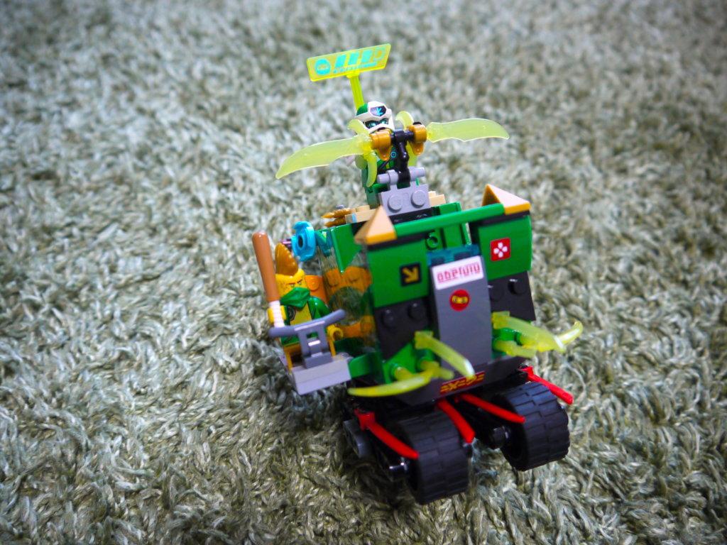 レゴ ニンジャゴー オリジナルカー