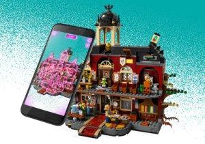レゴ ヒドゥンサイド アプリ画像1