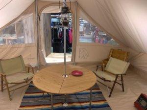 ノルディスク テント