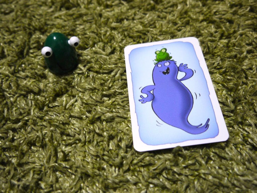 おばけキャッチ2 カエル