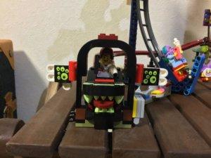 レゴ ヒドゥンサイド ゴーストコースター