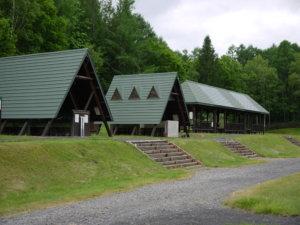リンリン公園キャンプ場全景