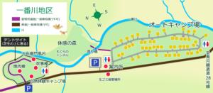 道民の森MAP