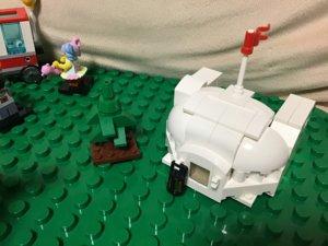 レゴ キャンプテント