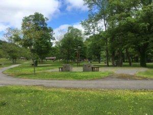 道民の森 オートキャンプ場
