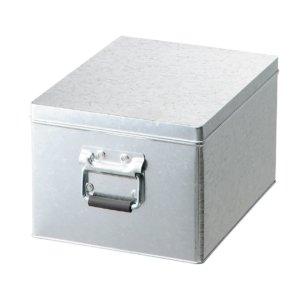 無印良品 トタンボックス