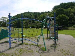 いわみざわ公園 複合遊具