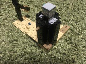 レゴ マインクラフト エンダークリスタル