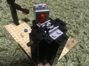 レゴ マインクラフト クリスタル