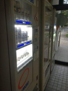アルテン お酒の自販機