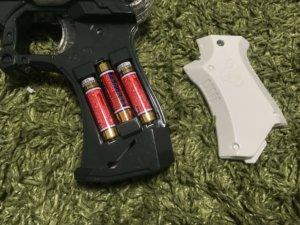 ロータリーDアタック 電池