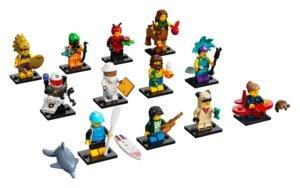 レゴ ミニフィグ シリーズ21