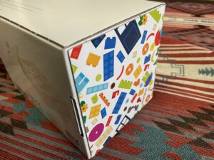 レゴIKEAボックスパッケージ側面