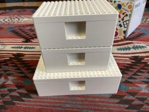 レゴIKEAボックスサイズ感
